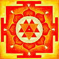 Durga Yantra Is A Powerful Yantra For Transformation Of Consciousness by Raimond Klavins