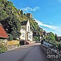 Durnstein Village by Elvis Vaughn