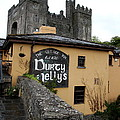 Durty Nellys And Bunraty Castle by Christiane Schulze Art And Photography