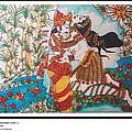 Dushyant-shakuntalum-love-1 by Bhanu Dudhat