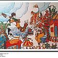 Dushyant-shakuntalum-love-17 by Bhanu Dudhat
