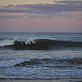 Dusk At The Shore by Terry DeLuco