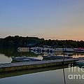Dusk Dock 20140718 by Alan Look
