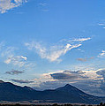 Dusk Over The Gallatin Range by Charles Kozierok