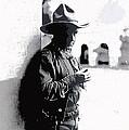 Dustin Farnum On  Set Of Light Of The Western Stars  Las Moros Ranch Southern Arizona 1918-2013  by David Lee Guss