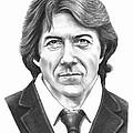 Dustin Hoffman by Murphy Elliott