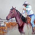 Dusty Work by Randy Follis