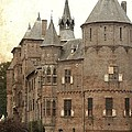 Dutch Castle by Angie Mahoney