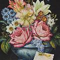 Dutch Flowers by Lynn Bywaters