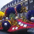 Dutch Tulip Parade