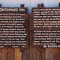 Dutchman's Inn by Dany Lison