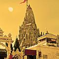Dwarka Krishna Temple by Kantilal Patel