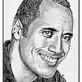 Dwayne Johnson In 2007 by J McCombie