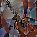 Dynamic Guitar by Ricardo Chavez-Mendez