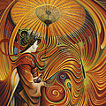 Dynamic Oriental by Ricardo Chavez-Mendez