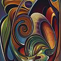 Dynamic Series #16 by Ricardo Chavez-Mendez