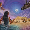 Dynamic Taos Il by Ricardo Chavez-Mendez