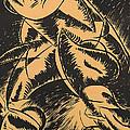 Dynamism Of A Human Body by Umberto Boccioni