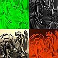 E Vincent Quad Colors by Rob Hans