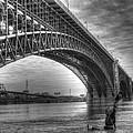 Eads Bridge by Jane Linders