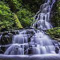 Eads Creek Falls by Colby Drake