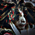 Eagle Feather by Irma BACKELANT GALLERIES