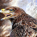 Eagle Cry by Lachri