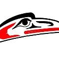 Eagle Mask II by Fred Croydon