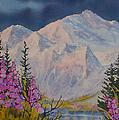 Eagle Peak II by Teresa Ascone