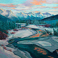 Eagle River Solstice by Dan Twitchell