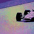 Early 60's Era Formula 1 Race by George Pedro