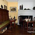 Early American Dining Room by Terri Winkler