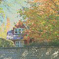 Early Autumn Home by Andrea Lynch