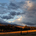 Early Evening Near Ashland by Mick Anderson