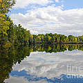 Early Fall Reflections by Bob Hislop