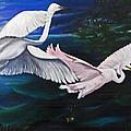 Early Flight by Karin  Dawn Kelshall- Best