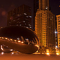 Early Hours In Chicago by Miguel Winterpacht