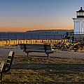 Early Morning At Bug Lighthouse by Susan Candelario