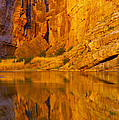 Early Morning Canyon Reflection by Bob Phillips