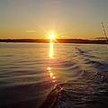 Early Morning Fishing by John Telfer