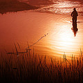 Early Morning Fishing by Todd Klassy