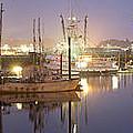 Early Morning Harbor II by Jon Glaser