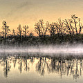 Early Morning Mist by Lynn Geoffroy