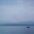 Early Morning On Lake Leman by Jean-Pierre Ducondi