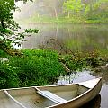 Early Morning Paddle by Jody Partin