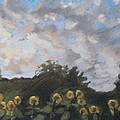 Early September Dawn by Grace Keown