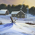 Early Snow by Jack Malloch