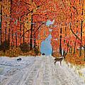 Early Snow by Ken Figurski