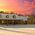 Early Winter Morning by Randall Branham