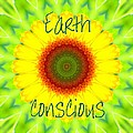 Earth Conscious 1 by Sheri McLeroy
